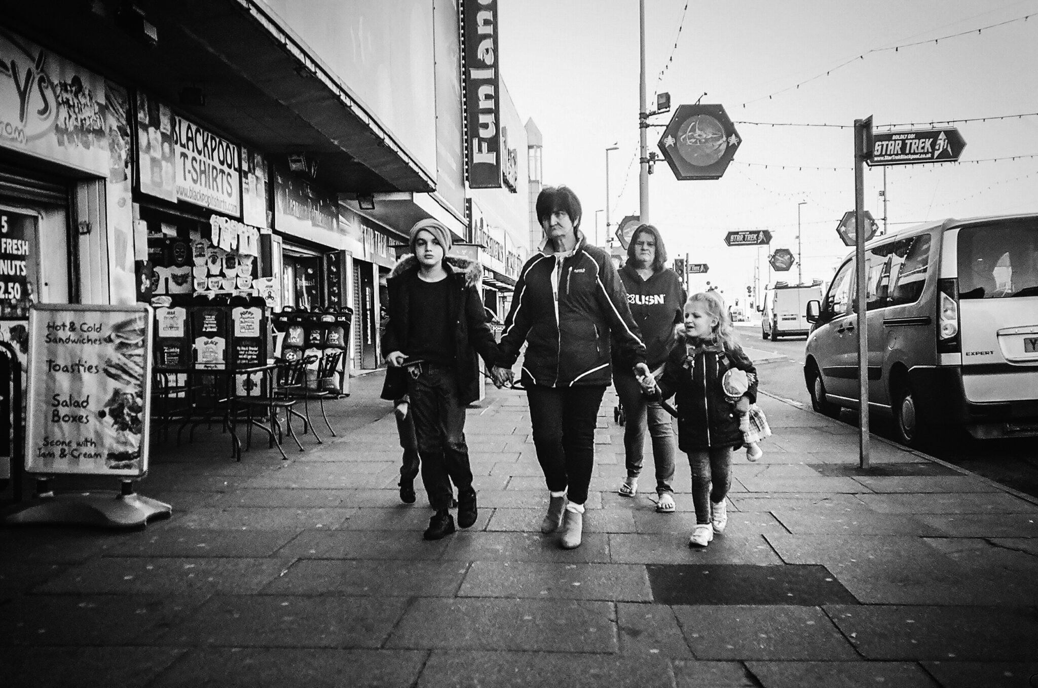 13 A . Blackpool Family Portrait