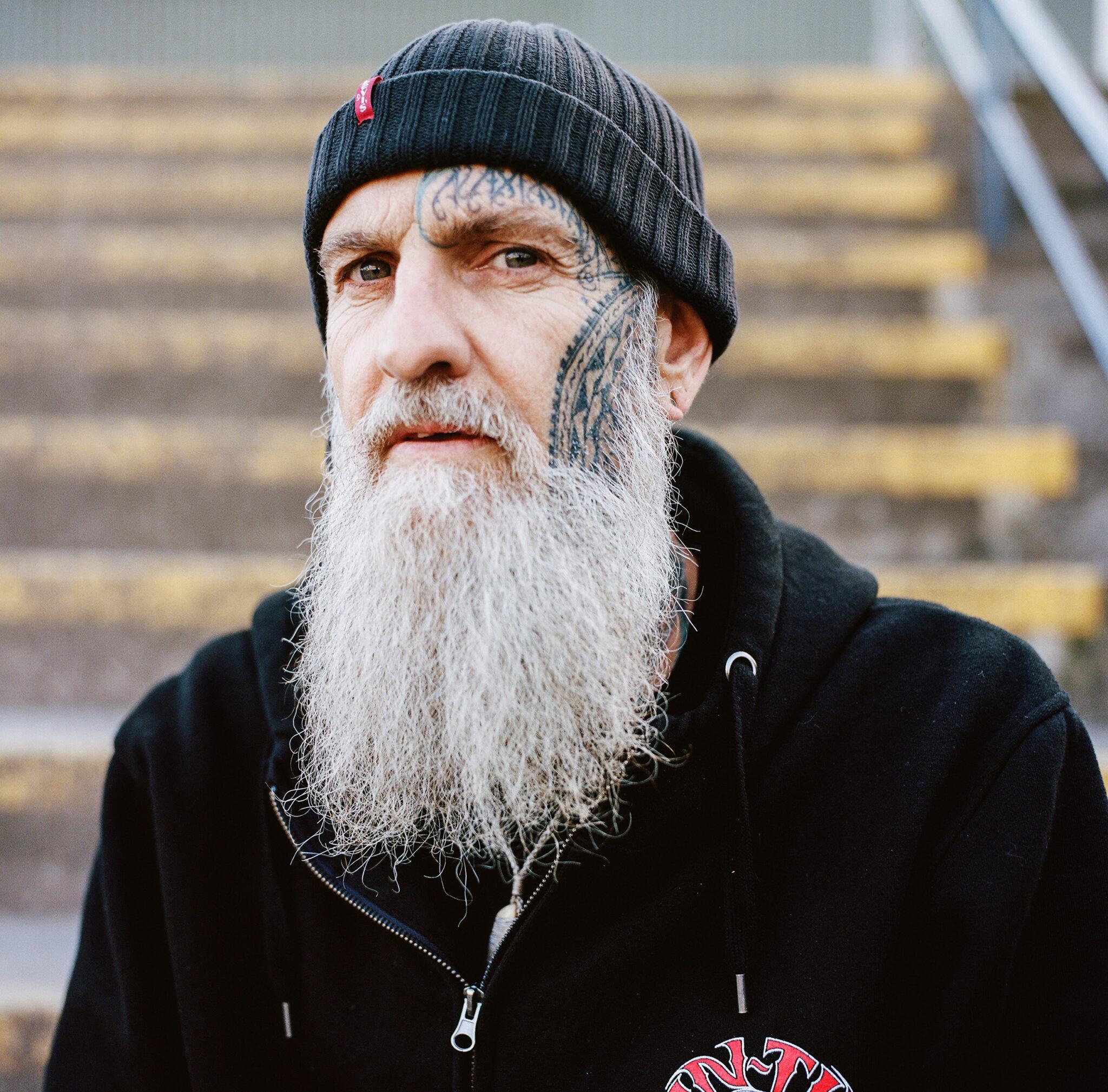 Bearded Man Photography