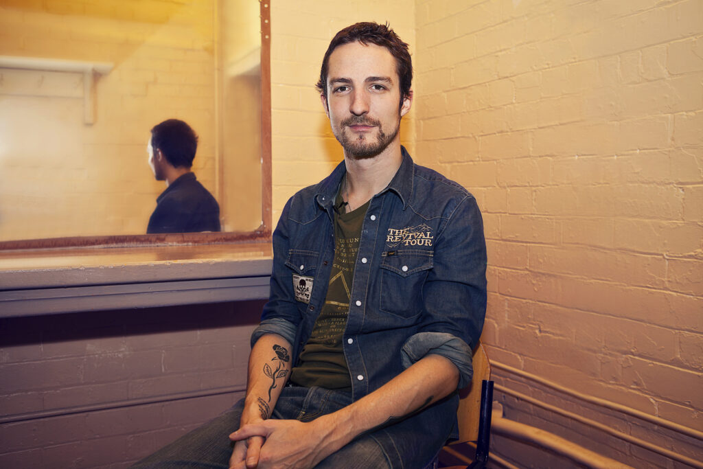Frank Turner No Mans Land