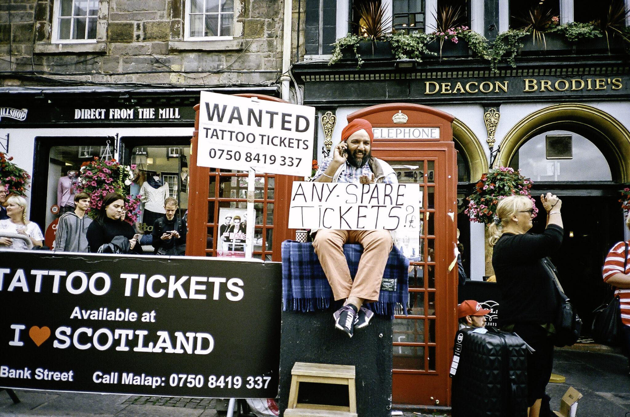 Fringe Photography Scotland